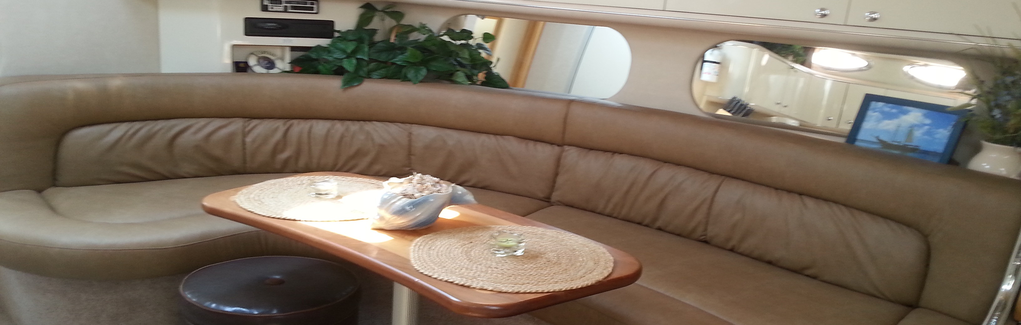 Marine Upholstery, Canvas And Awnings, Yacht Upholstery | Ft Lauderdale, FL